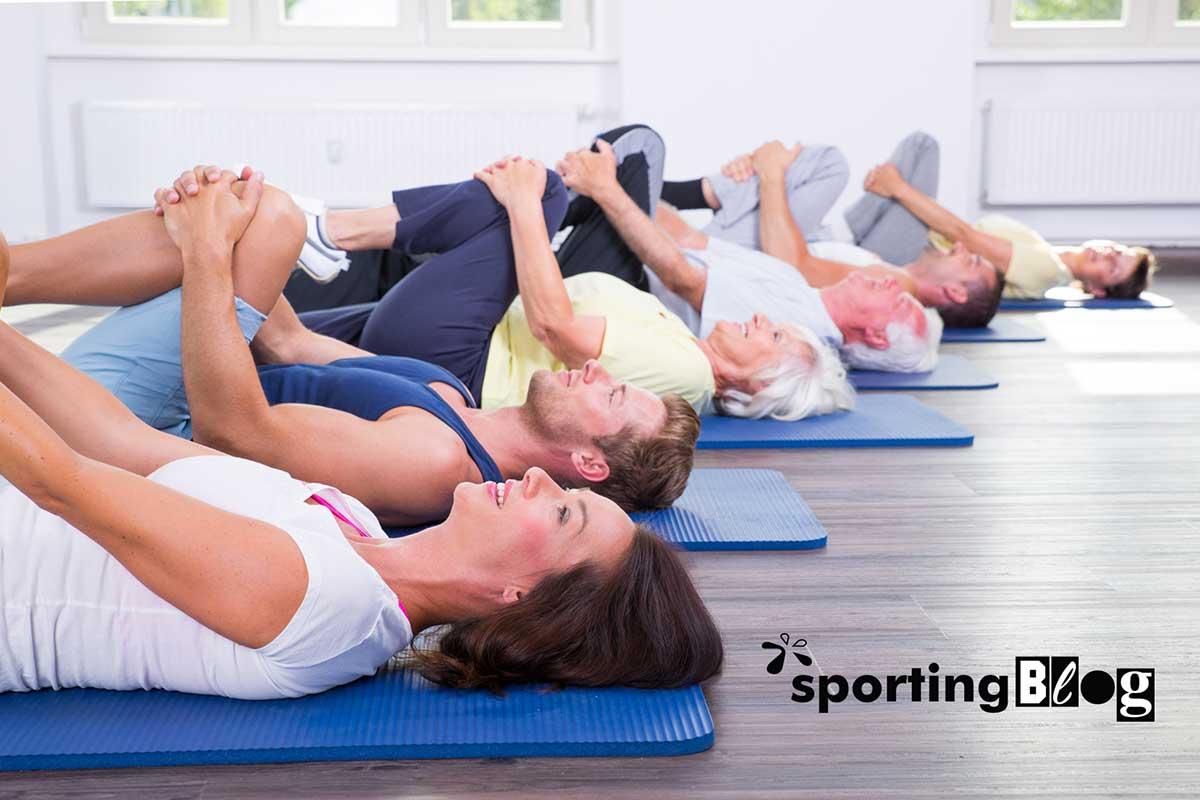 Ginnastica posturale per il mal di schiena