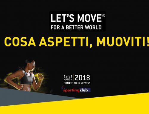 Let's Move – Cosa aspetti, muoviti!