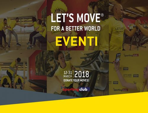 Let's Move – Eventi