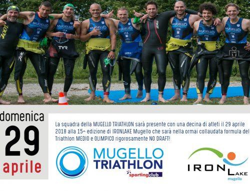 Mugello Triathlon @Iron Lake – Domenica 29 Aprile