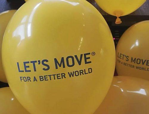 Let's Move 2018 – La classifica