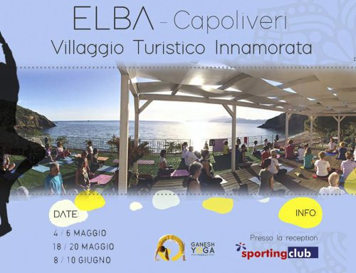 Weekend di YOGA all'isola d'Elba
