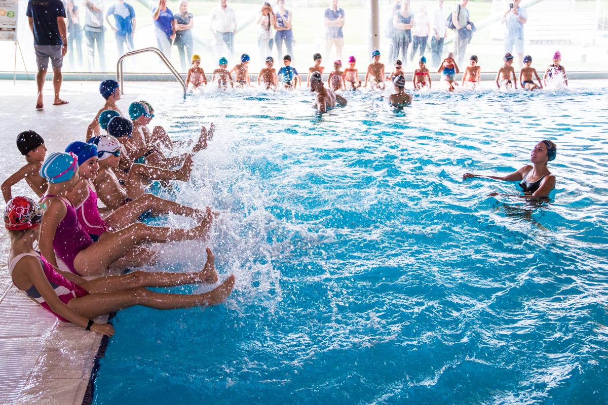 Perche Il Nuoto E Lo Sport Ideale Per I Bambini Sportingborgonuovo