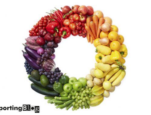 Mangiare meglio combinando i 5 COLORI DEL BENESSERE