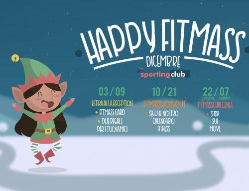 Il mese di Dicembre allo Sporting è Fitmass !