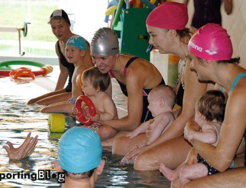 0-3 anni : perché un genitore dovrebbe portare il suo  bambino in acqua ?