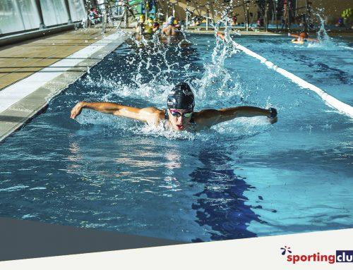 Inizia il corso di Scuola Nuoto Adulti